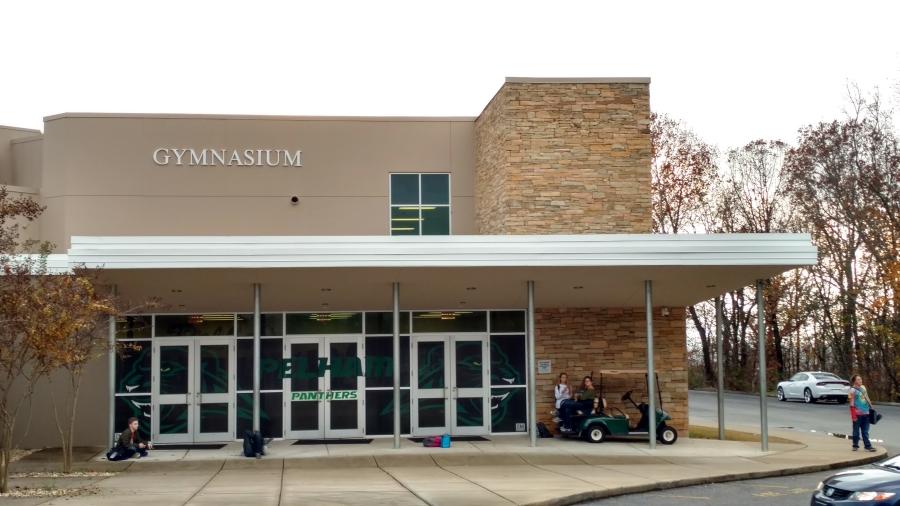 Pelham High Gymnasium
