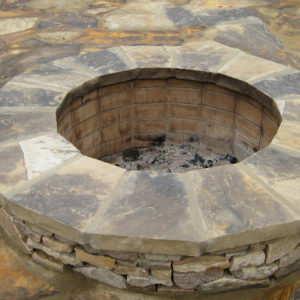 Fireplace/Fire Pit